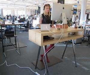 Standing Work Desk Ikea Ikea Standing Desk Hack Ideas Office Space Ideas Building And Standing Desks