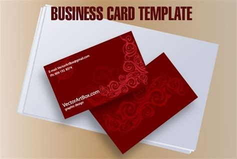 business name card template coreldraw corel draw free design templates free vector
