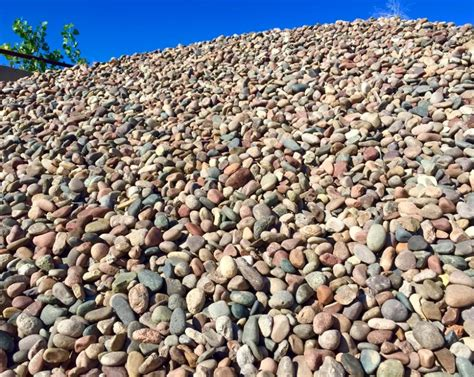 gravel river rock classic rock yard