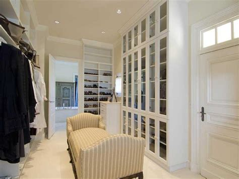 living in a walk in closet homes with gigantic walk in closets business insider
