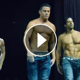 magic mike xxl official trailer watch channing tatum in first magic mike xxl trailer instyle