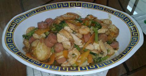 capcay goreng  resep cookpad
