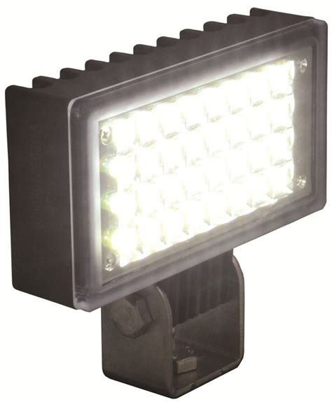 led lights for enclosed fixtures vision x utility market floodlight led 6 watts ultra