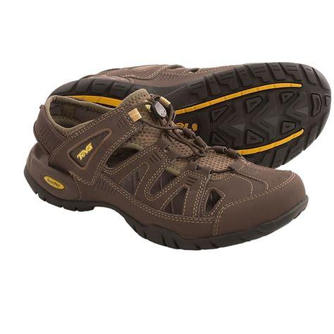 mens water sandals teva abbett sport sandals size 10 1002692 shocpad