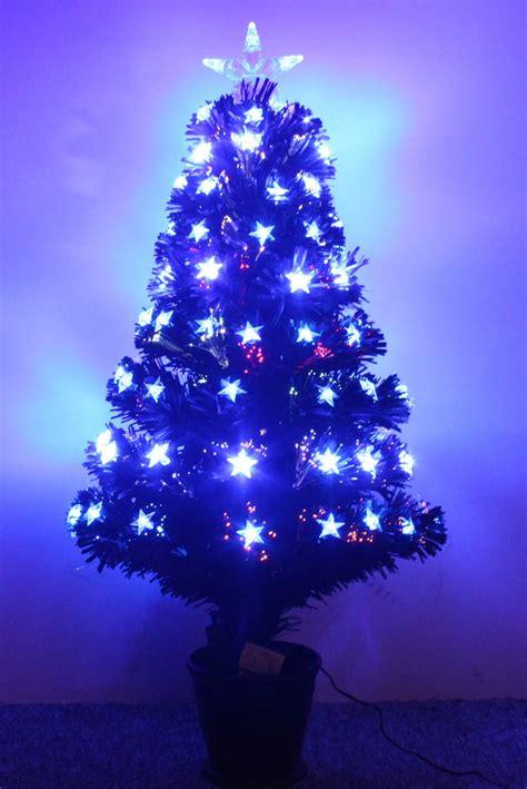 3ft fibre optic christmas tree bents 3 ft fiber optic tree great printable calendars