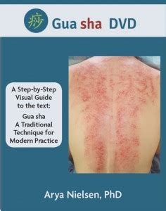 gua sha a step by step guide to a facelift books anta and complementary therapies book dvd