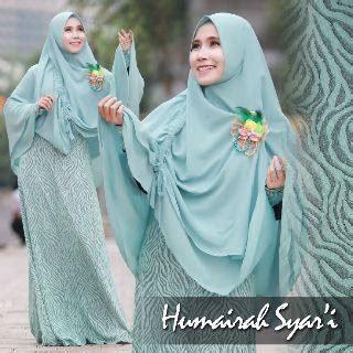 Gamis Ummi Halimah Syari 03 abitistyle dot muslim fashion gamis terbaru humairah