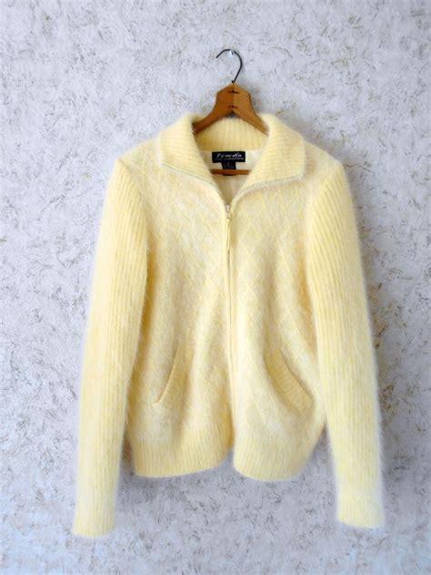 Jaket Rabbit Yellow 25 best ideas about yellow sweater on yellow