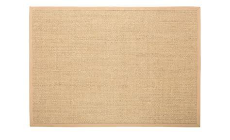 sisal teppich kaufen sisal teppich manaus breite 140 cm h 246 he creme