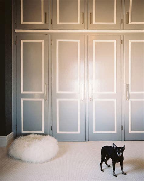 Wall Closet Doors Bifold Closet Doors Photos Design Ideas Remodel And Decor Lonny