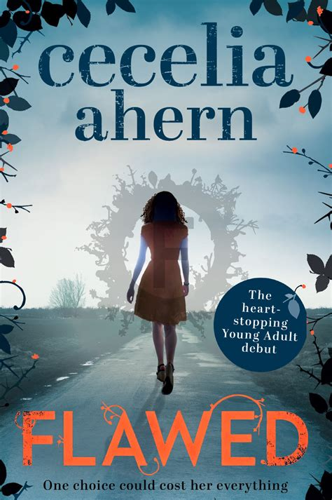 Spotlight Cecelia Ahern by Flawed Review Arc