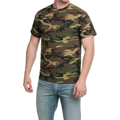 Camouflage Sleeve T Shirt camouflage t shirt for and save 54