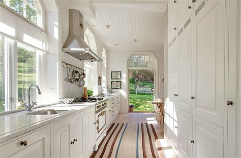 Galley Kitchen Decorating Ideas by 47 Best Galley Kitchen Designs Decoholic