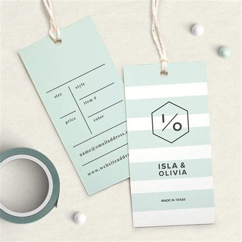 clothing hang tag template 25 best ideas about price tags on tag store