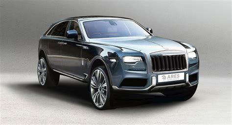 roll royce jeep what the rolls royce suv could look like if styled