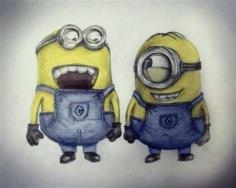 doodle draw minion 1000 images about minions on despicable me 2