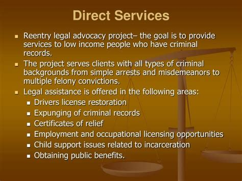 Consequences Criminal Record Ppt Dmc With Cj System Collateral Consequences And And Policy Relief Measures