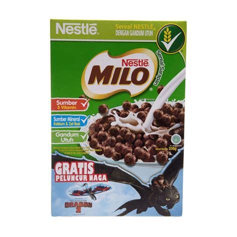 Jual Sereal Milo by Jual Milo Cereal 330gr Harga Kualitas