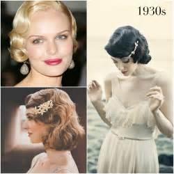 vintage hairstyles for weddings 1930s vintage wedding hairstyles newhairstylesformen2014 com