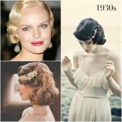 Hair inspiration a nod to yesteryear vintage wedding hairstyles a