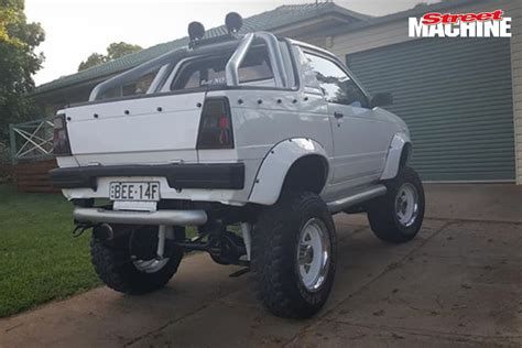 4x4 Suzuki Mighty Boy For Sale Machine