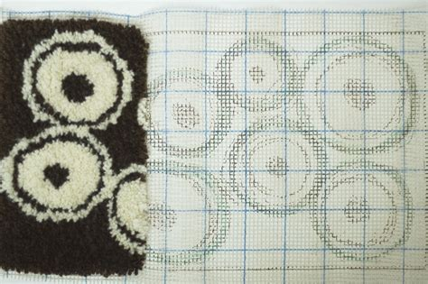How To Make A Latch Hook Rug by Made By Joel 187 Latch Hook Rug