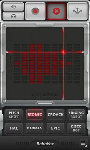 программа изменения голоса при звонке для андроид
