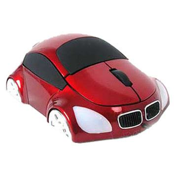 3style Mouse by Car Style Optical Mouse