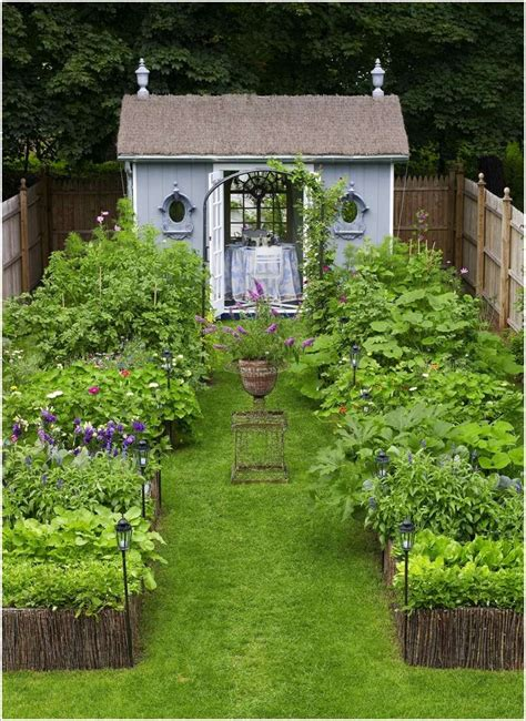 cool garden shed designs    love