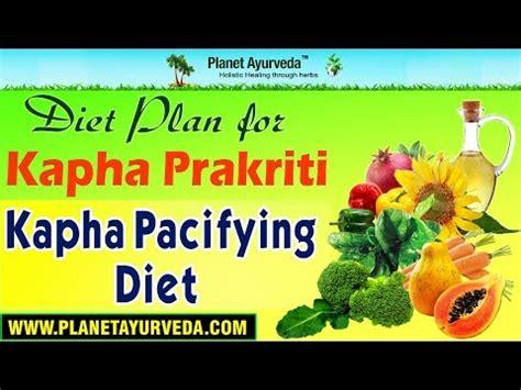 Kapha Detox Diet by Kapha Videolike