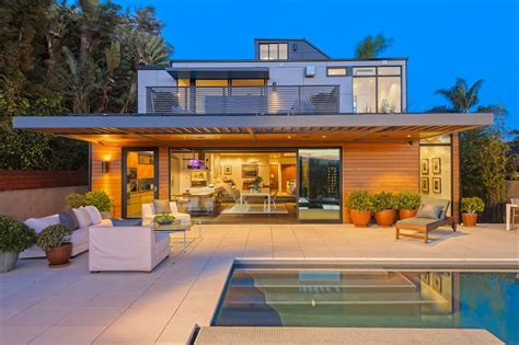 home design companies los angeles 8 stunning modular homes that put the quot eco quot in interior decor
