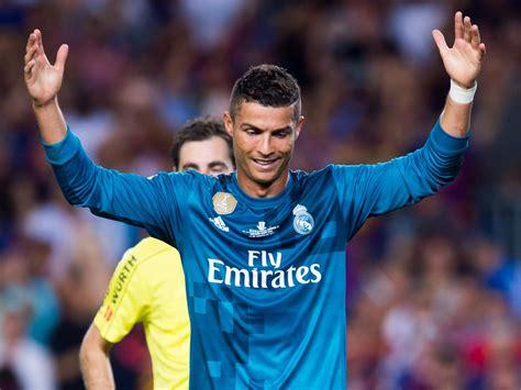 messi biography resume cristiano ronaldo vs barcelona super cup first leg