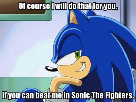 sonic the hedgehog meme sonic the fighters meme 8 by jaydentivon on deviantart