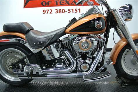 Harley Davidson 18 Fatboy Blk 2008 harley davidson flstf boy 105th anniv edition