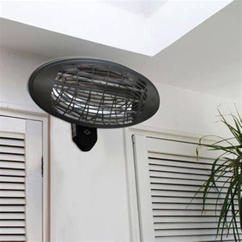 Garage Heater Electric Wall Mount by Wall Mounted 2000w Electric Quartz Patio Garage Heater Ebay