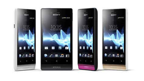 Hp Sony Android Miro sony xperia miro disponible en telcel poderpda