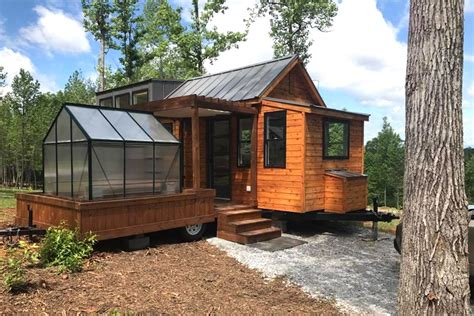 tiny house rental community lake walk new tiny house community near greenville sc