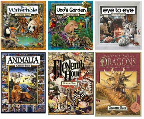 From Animalia To The Moopaloop Graeme Base S New Animalia Book Graeme Base