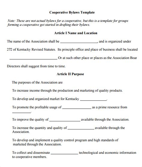 Corporate Bylaws Template Word Templates Resume Exles Oja94gpgrv Corporate Bylaws Template Word