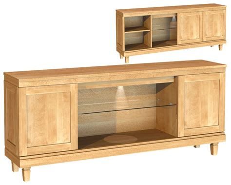 Unfinished Wood Dining Room Chairs by Casual Contemporary Collection Solid Wood Tv Stands