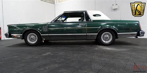 1981 lincoln continental for sale 1981 lincoln continental vi