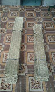 Grosir Besek Sirip Walet 20x100cm grosir besek grosir besek bambu murah langsung dari
