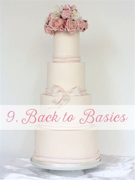 Wedding Cakes Pictures 2016 by Top 10 Wedding Cake Trends For 2016 Wedding Cakes