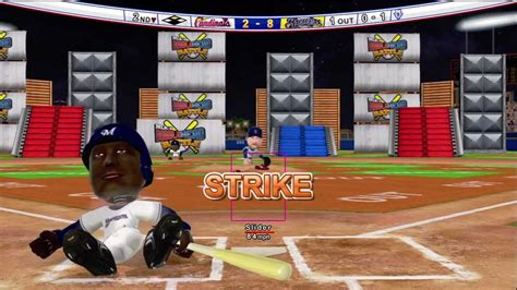 bobblehead xbox 360 mlb bobblehead battle gameplay st louis cardinals vs
