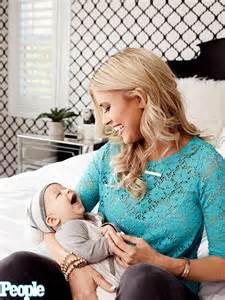 Tarek Christina El Moussa tarek and christina el moussa on changing diapers family