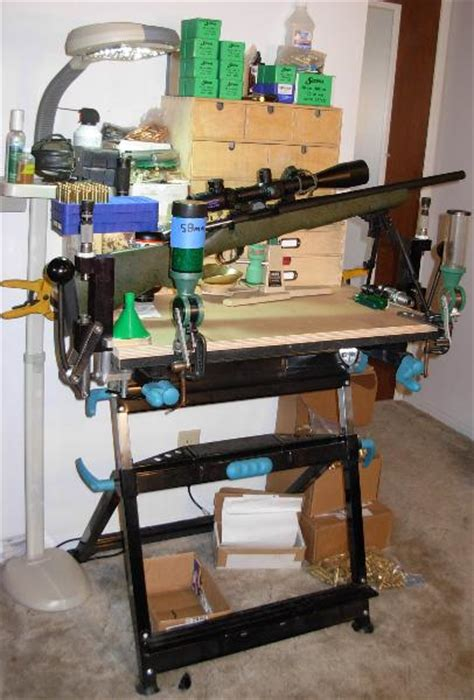 shotgun reloading bench black decker bench mate for gun work