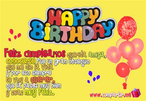 tarjeta de feliz cumpleaos amiga pin distroller muro facebook on pinterest