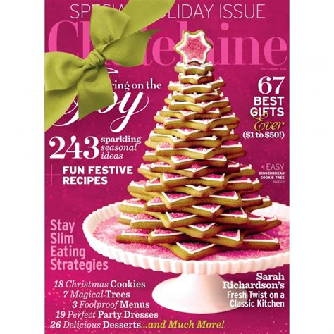 christmas gift deal two magazine subscriptions and indigo