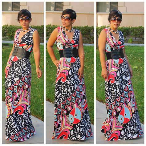 Pattern Review Maxi Dress | diy maxi dress pattern review m6700 fashion lifestyle