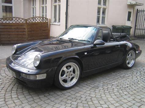 1990 Porsche 911 Overview Cargurus